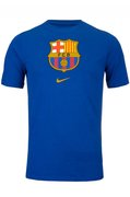 Детская футболка NIKE FCB B NK TEE EVERGREEN CRST 2 CD3199-457