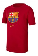 Детская футболка NIKE FCB B NK TEE EVERGREEN CRST 2 CD3199-620