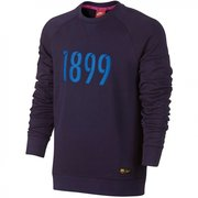 Толстовка NIKE FC Barcelona Authentic Crew 824606-524