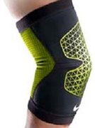NIKE PRO COMBAT ELBOW SLEEVE BLACK/VOLT N.MS.35.023