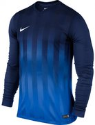 Футболка NIKE Striped Division II LS Jersey 725886-410