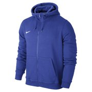 Толстовка NIKE TEAM CLUB FZ HOODY (JR) 658497-463