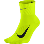 Nike Elite Lightweight Quarter Running Sock SX5194-702