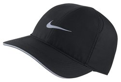 Бейсболка Nike Featherlight Cap Run AR1998-010