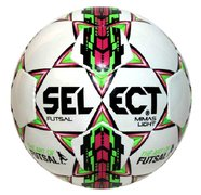 Мяч SELECT FUTSAL MIMAS LIGHT 852613 004