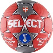 Мяч SELECT MATCH SOFT IHF 844908-393