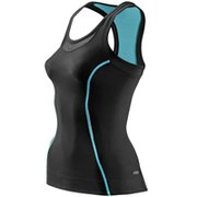 SKINS A200 B61073051 COMPRESSION RACER BACK TOP (WOMEN)