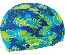 SPEEDO SEA SQUAD POLYESTER Cap JU ASSORTED 8-079977239
