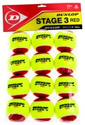 DUNLOP Stage 3 (RED) 605054