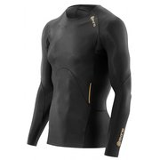 SKINS A400 MENS GOLD TOP LONG SLEEVE B32156005
