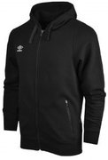 UMBRO BASIC FULLZIP HOODED SWEAT 540214-061