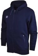 UMBRO BASIC FULLZIP HOODED SWEAT 540214-091