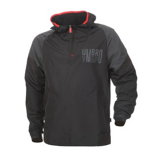 Мужская ветровка UMBRO MISSING TEAM LEV QUARTER ZIP JACKET 65192U-GJK