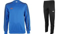 UMBRO STADUIM TRAINING POLY SUIT 350413-79G