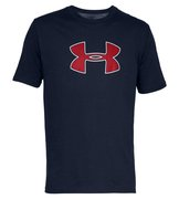 Футболка Under Armour Big Logo SS 1329583-408