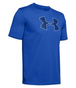 Футболка Under Armour Big Logo SS 1329583-486
