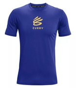 Мужская футболка Under Armour Curry Undrtd Splash T Shirt 1362819-400