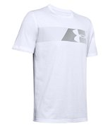Футболка Under Armour Fast Left Chest Short Sleeve 1329584-101