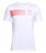 Футболка Under Armour Fast Left Chest Short Sleeve 1329584-102