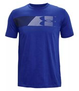 Мужская футболка Under Armour Fast Left Chest Short Sleeve 1329584-400