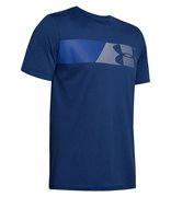 Мужская футболка Under Armour Fast Left Chest Short Sleeve 1329584-449