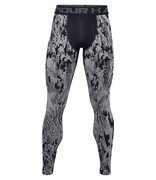 Тайтсы для бега Under Armour HeatGear 2.0 Printed Leggings 1345298-003