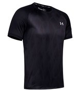Мужская футболка для бега Under Armour Qualifier Iso Chill Printed Run Short Sleeve 1350133-002