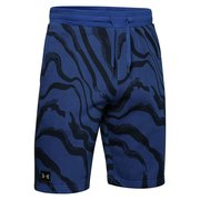 Шорты Under Armour Rival Fleece Printed Shorts 1352015-449