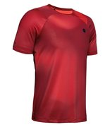 Мужская футболка Under Armour Rush HeatGear Fitted Short Sleeve Printed 1351559-615