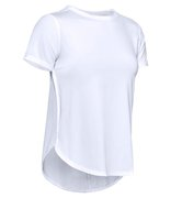 Женская футболка Under Armour Sport Crossback Short Sleeve (Women) 1355702-100