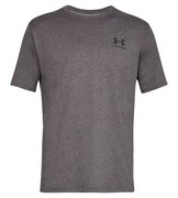 Футболка Under Armour Sportstyle Left Chest 1326799-019