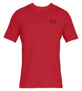 Футболка Under Armour Sportstyle Left Chest 1326799-600