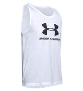 Майка спортивная Under Armour Sportstyle Logo Tank 1329589-101