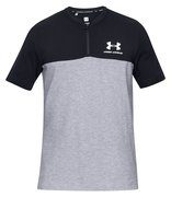 Мужское поло Under Armour Sportstyle Track 1/2 Zip 1329287-035