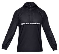 Беговая рубашка Under Armour Sportstyle Woven 1/2 Zip 1329296-001
