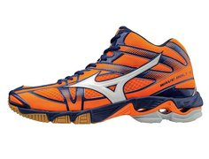 Кроссовки Mizuno WAVE BOLT 6 MID V1GA1765-02
