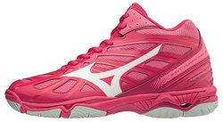 Кроссовки MIZUNO WAVE HURRICANE 3 MID (W) V1GC1745-61