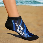 Носки VINCERE SHORT ANKLE SPRITE BLUE LIGHTNING SAND SOCKS