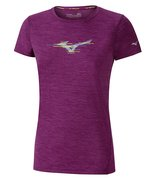 Футболка Mizuno Impulse Core Graphic Tee (Women) J2GA8207-69