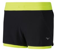 Шорты Mizuno Mujin 4.5 2 In 1 Short (Women) J2GB8202-94
